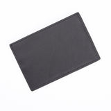 Personalized RFID Blocking Three Color Minimalist Credit Card Wallet