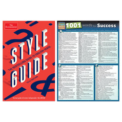 The Economist Style Guide/1001 Words for Success Bundle