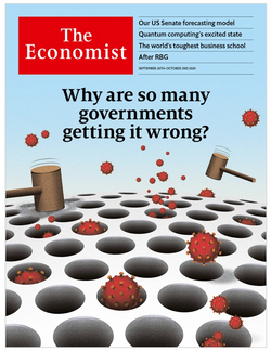 The Economist in Print OR Audio: September 26th, 2020
