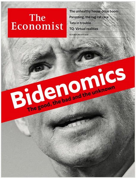 The Economist in Print OR Audio: October 3rd, 2020