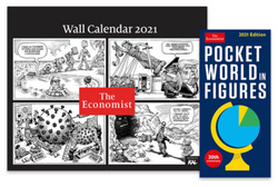 Kalendar/Pocket World In Figures 2021 Bundle