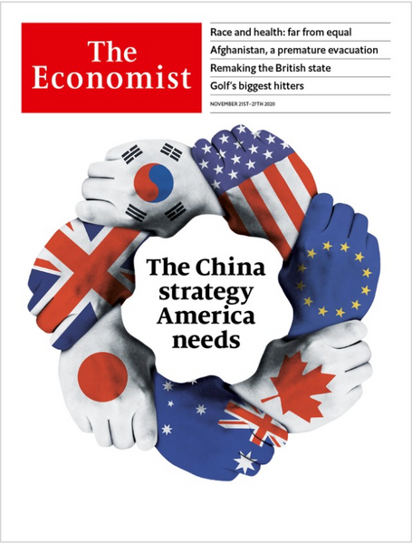 The Economist in Print OR Audio: November 21st, 2020