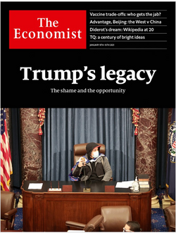The Economist in Print OR Audio: January 9th, 2021