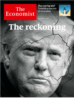 The Economist in Print OR Audio: January 16th, 2021