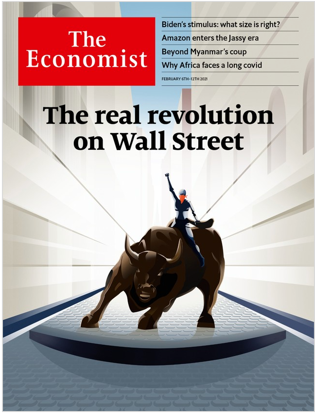 The Economist in Print OR Audio: February 6th, 2021