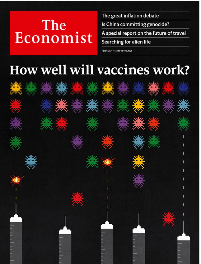 The Economist in Print OR Audio: February 13th, 2021