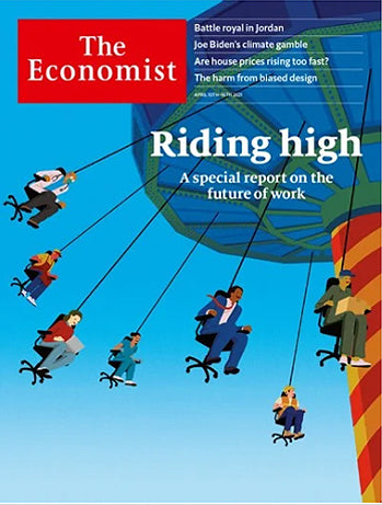 The Economist in Print OR Audio: April 10th, 2021