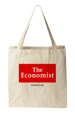 Tote bag: Established 1843 (Natural)