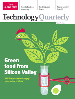 Green food from Silicon Valley