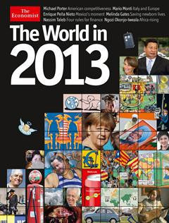The World in 2013