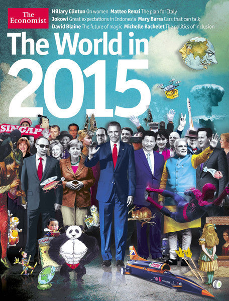 The World in 2015
