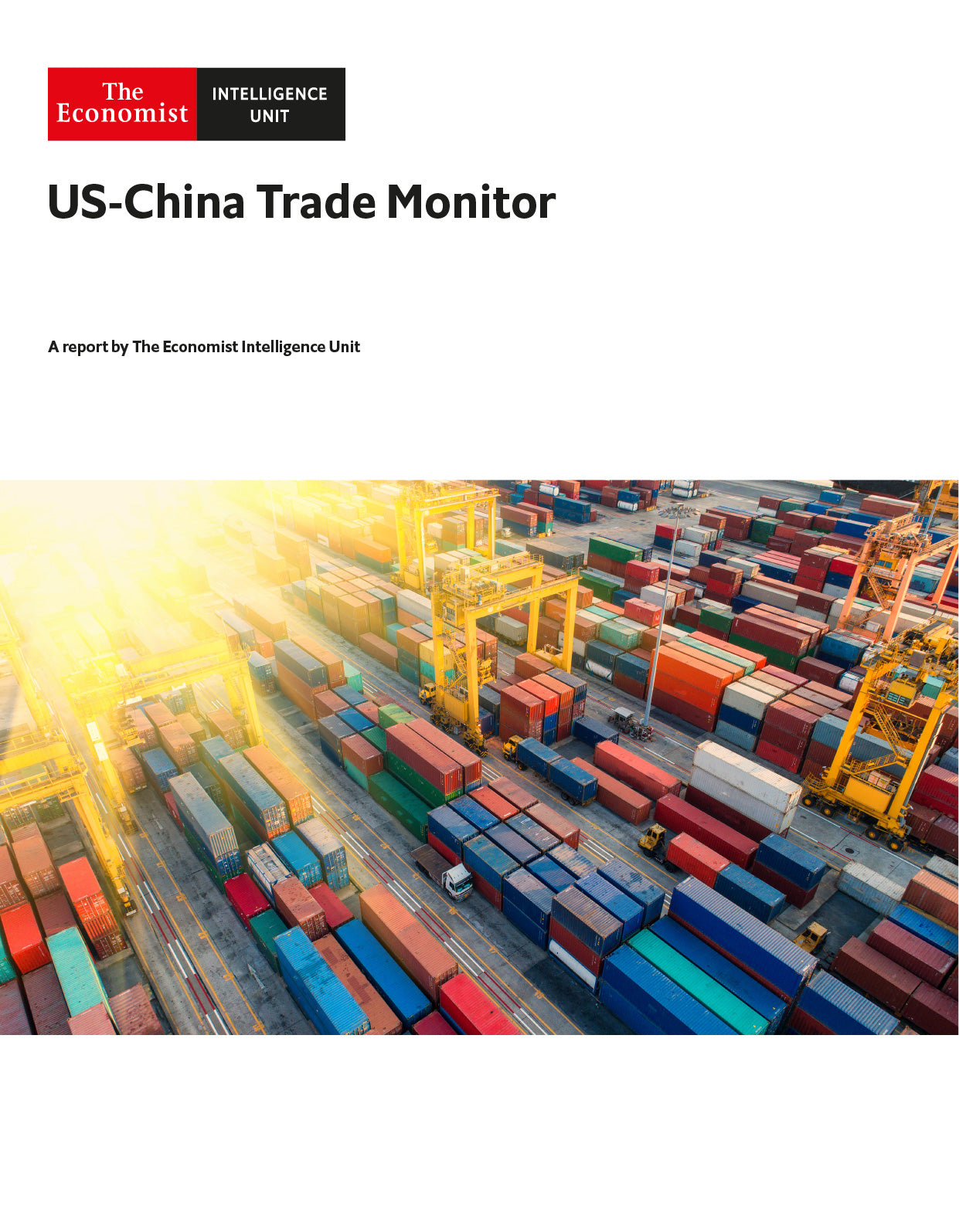 US-China Trade Monitor