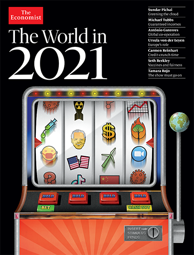 The World in 2021
