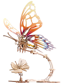 3D Mechanical Puzzle Butterfly