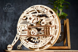 3D Mechanical Puzzle Monowheel
