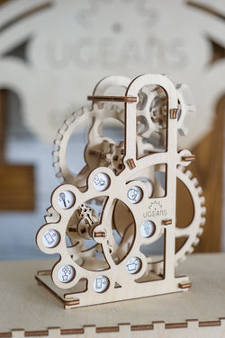 3D Mechanical Puzzle Dynamometer Model