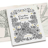 Personalized Creative Adult Coloring Book