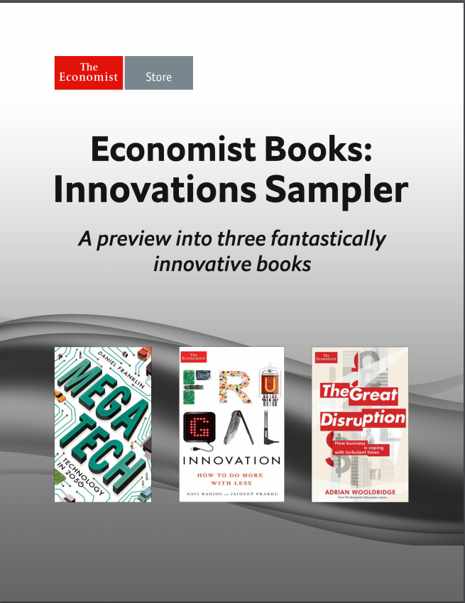 Economist Innovations Sampler