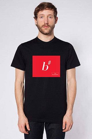 Men's T-Shirt: B Sharp #