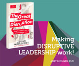 The Great Disruption Book and E-course bundle