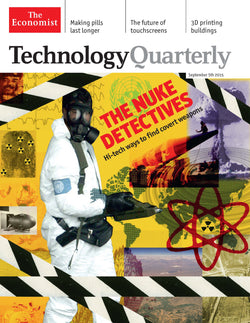 Technology Quarterly in Audio: The nuke detectives