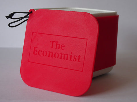 The Economist bluetooth portable speaker