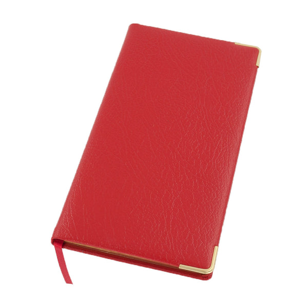 The Economist 2021 Pocket Diary - Red