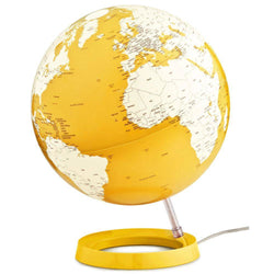 Light & Color Illuminated Globe