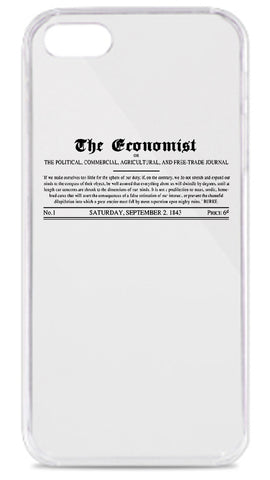 The Economist I-Phone Case: Economist Masthead