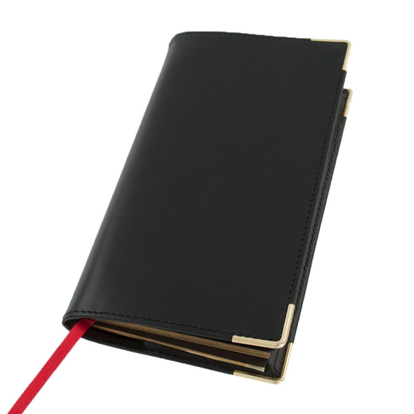 The Economist 2021 Wallet Diary - Black