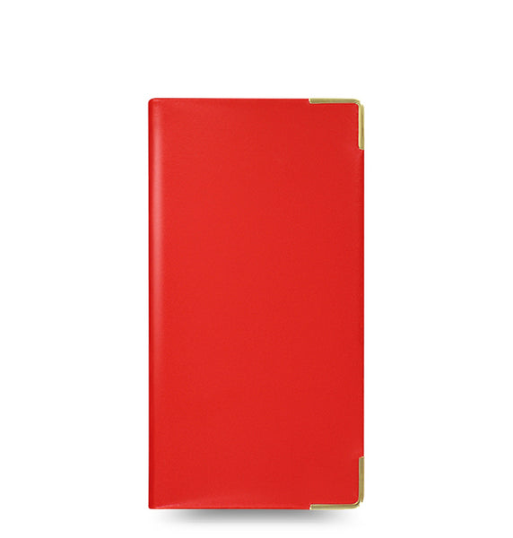 The Economist 2020 Wallet Diary - Red