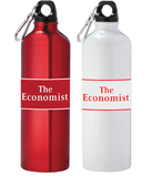 The Economist 25 Oz. Aluminum Sports Water Bottle