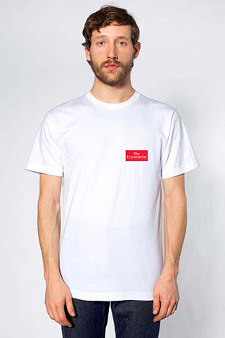 Men's T-Shirt: Economist Logo