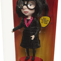 Disney Pixar The Incredibles 11 inch Action Figure Doll in Deluxe Costume and Glasses - EDNA
