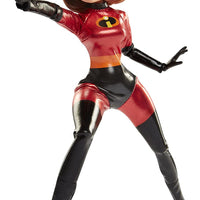 Disney Pixar The Incredibles 11 inch Red Outfit Costumed Action Figure - ELASTIGIRL