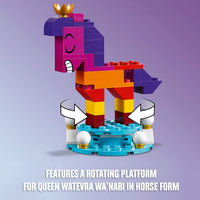 LEGO Movie 70824 Childrens Toy Introducing Queen Watevra WaNabi