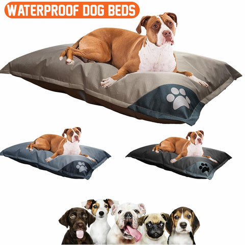 Extra Large Waterproof Pet Bed