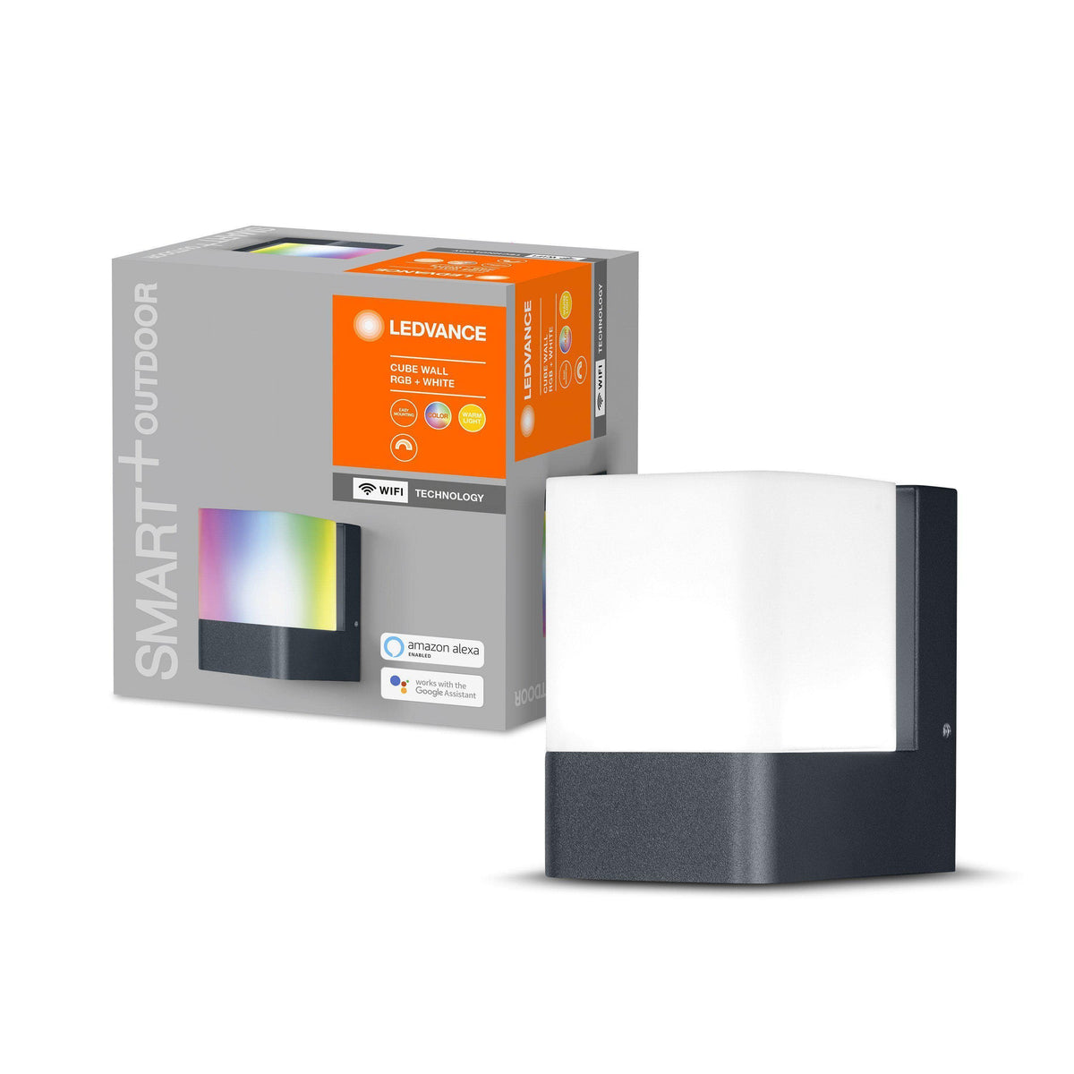 LEDVANCE SMART+ WiFi CUBE WALL Multicolor
