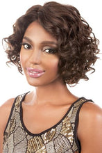 Load image into Gallery viewer, Motown Tress Human Blended Hair Wig - HB SERA
