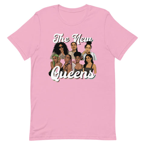 THE NEW QUEENS SKETCH (T-SHIRT)