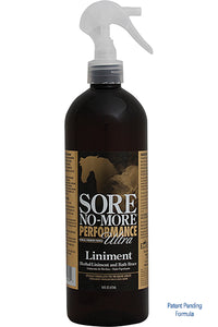 Sore-No-More Performance Ultra Liniment 16oz