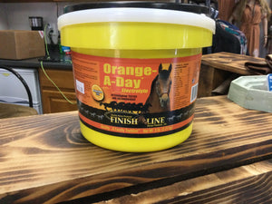 Orange A Day electrolyte powder 5lb