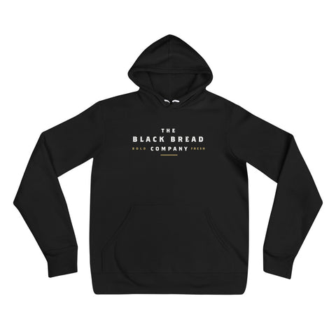 The Official Black Bread Co Unisex Hoodie