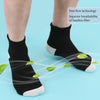 Athlemo 6 Pack Bamboo Breathable Anti-Odor Ankle Socks with Seamless Toe