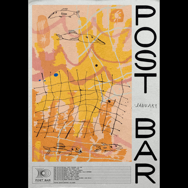Post Bar Poster - January 2020