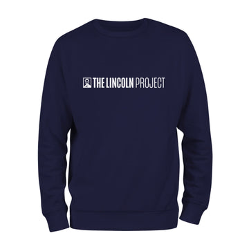 Lincoln Project Logo Crewneck Sweatshirt