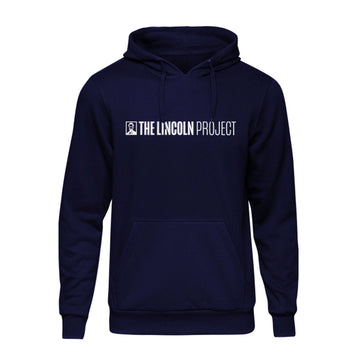 Lincoln Project Logo Hoodie Jacket