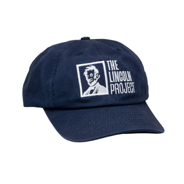 Lincoln Project Logo Hat - Unstructured