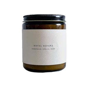 Hotel Havana Candle x Barratt Riley & Co