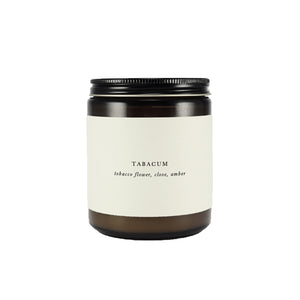 Tabacum Candle x Barratt Riley & Co